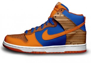 Playoffs Knicks Dunk- no logo
