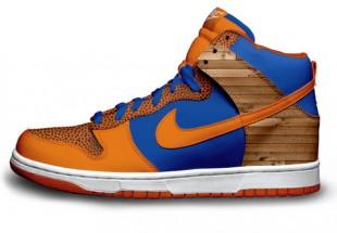 Playoffs Knicks Dunk- no logo