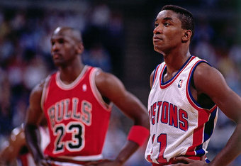 Thomas and Jordan